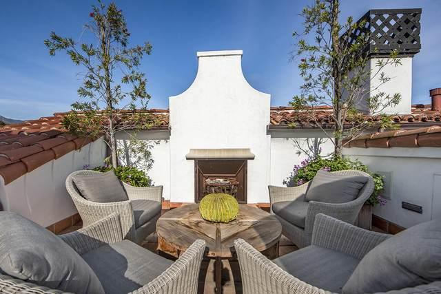 1286 Coast Village Circle, Montecito, CA 93108 (MLS #20-1733) :: The Zia Group