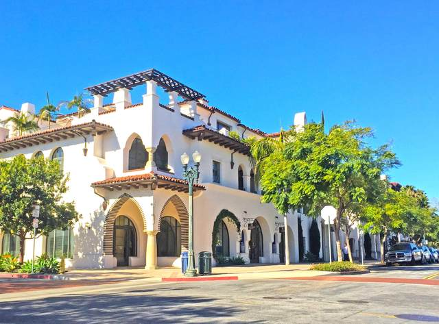 401 Chapala St #106, Santa Barbara, CA 93101 (MLS #20-1736) :: Chris Gregoire & Chad Beuoy Real Estate