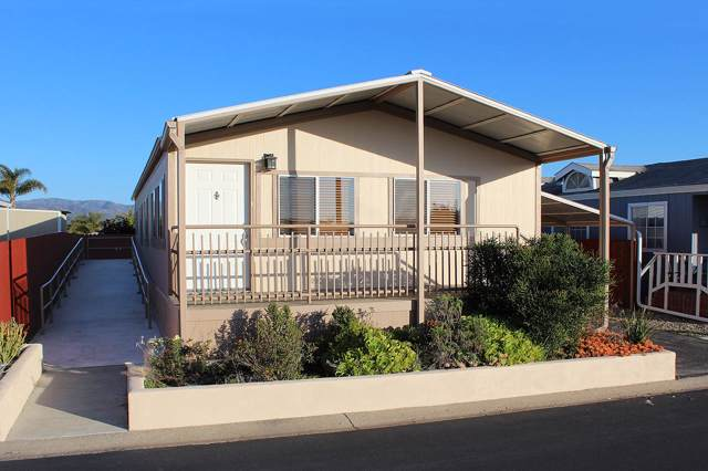 3950 Via Real Spc 256, Carpinteria, CA 93013 (MLS #20-176) :: The Epstein Partners
