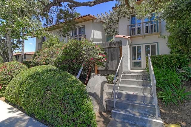 2630 State Street #10, Santa Barbara, CA 93105 (MLS #20-1783) :: Chris Gregoire & Chad Beuoy Real Estate