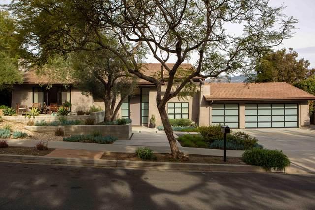1108 Plaza Del Monte, Santa Barbara, CA 93101 (MLS #20-1785) :: The Zia Group