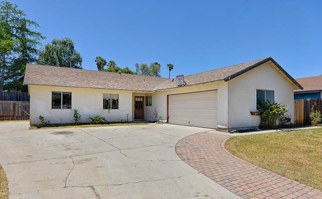 135 San Rossano Dr, Goleta, CA 93117 (MLS #20-1786) :: The Zia Group