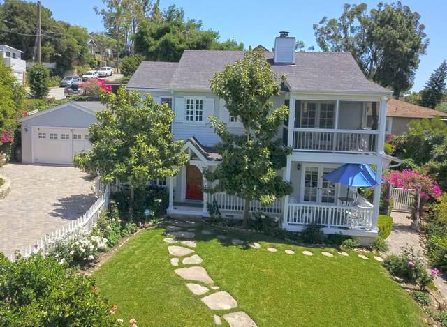 610 E Pedregosa St, Santa Barbara, CA 93103 (MLS #20-1796) :: The Zia Group