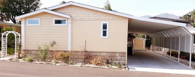 340 Old Mill Rd. #148, Santa Barbara, CA 93110 (MLS #20-1800) :: The Epstein Partners