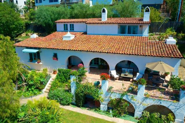 958 Alameda Padre Serra, Santa Barbara, CA 93103 (MLS #20-1805) :: The Epstein Partners