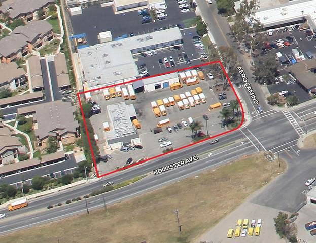 6416 Hollister Ave, Santa Barbara, CA 93117 (MLS #20-1818) :: The Epstein Partners