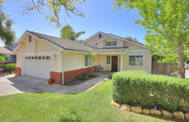 3719 Hitchcock Ranch Rd, Santa Barbara, CA 93105 (MLS #20-1829) :: The Zia Group