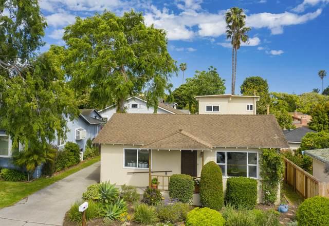 412 Flora Vista Dr, Santa Barbara, CA 93109 (MLS #20-1835) :: The Zia Group