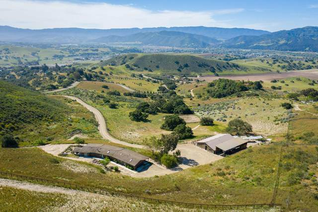 1261 Poppy Valley Rd, Buellton, CA 93427 (MLS #20-1838) :: The Zia Group