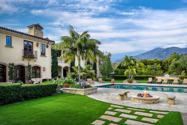 416 Meadowbrook Drive, Montecito, CA 93108 (MLS #20-1842) :: The Zia Group