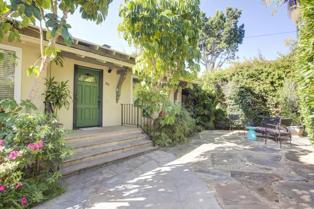 1819 Santa Barbara St, Santa Barbara, CA 93101 (MLS #20-1851) :: Chris Gregoire & Chad Beuoy Real Estate