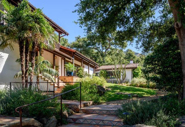 999 Hot Springs Rd, Montecito, CA 93108 (MLS #20-1856) :: Chris Gregoire & Chad Beuoy Real Estate