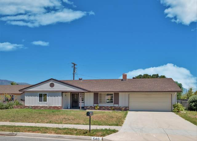 546 Chadwick Way, Goleta, CA 93117 (MLS #20-1858) :: The Zia Group