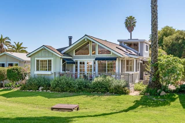 333 Old Mill Rd #302, Santa Barbara, CA 93110 (MLS #20-1869) :: The Zia Group