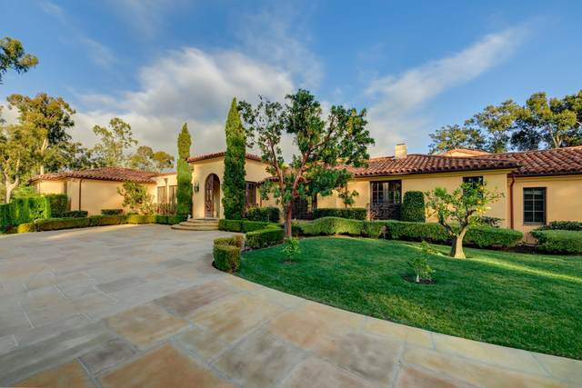 210 Butterfly Ln, Montecito, CA 93108 (MLS #20-1876) :: The Zia Group