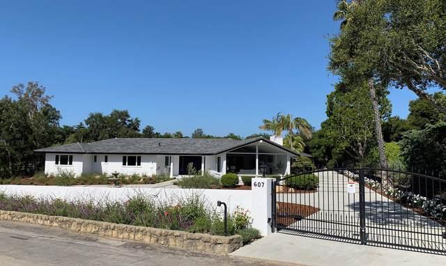 607 Stone Meadow Ln, Santa Barbara, CA 93108 (MLS #20-1884) :: The Zia Group