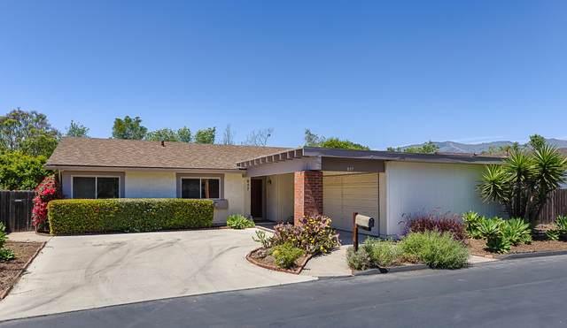857 Via Abajo, Santa Barbara, CA 93110 (MLS #20-1889) :: The Zia Group