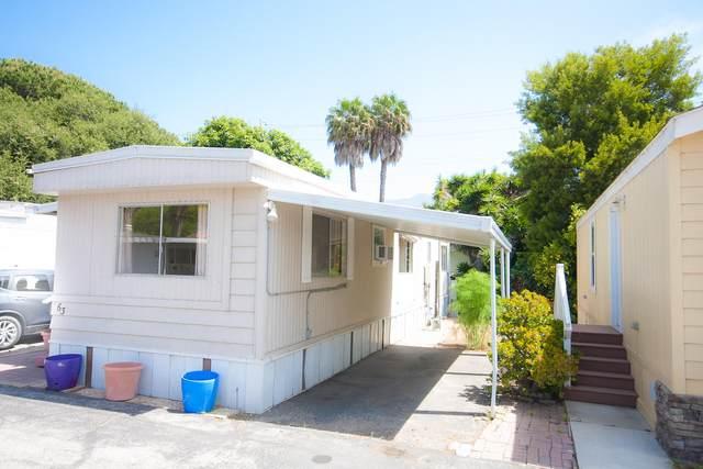 1130 Cacique St #63, Santa Barbara, CA 93103 (MLS #20-1891) :: The Zia Group