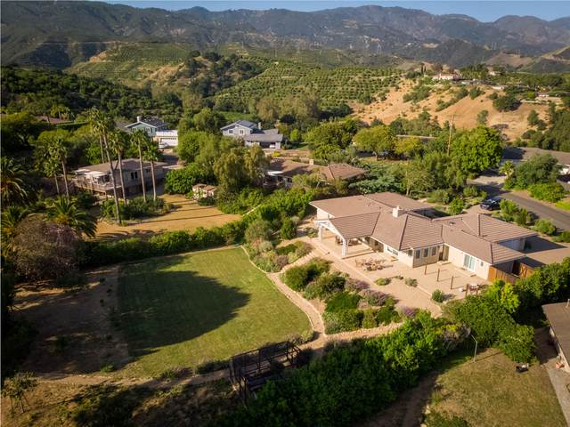 1329 Camino Manadero, Santa Barbara, CA 93111 (MLS #20-1899) :: The Zia Group