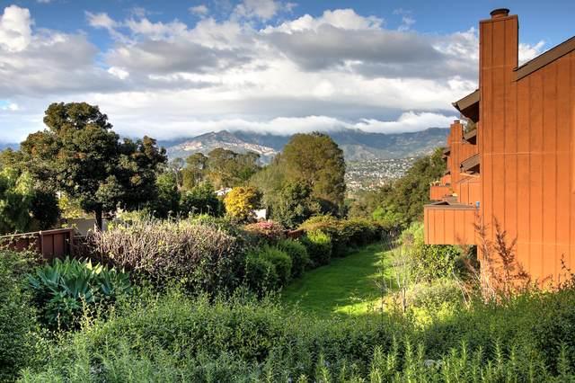 1050 Vista Del Pueblo #6, Santa Barbara, CA 93101 (MLS #20-1900) :: Chris Gregoire & Chad Beuoy Real Estate