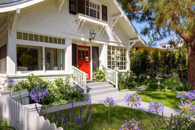 428 Corona Del Mar, Santa Barbara, CA 93103 (MLS #20-1924) :: The Zia Group