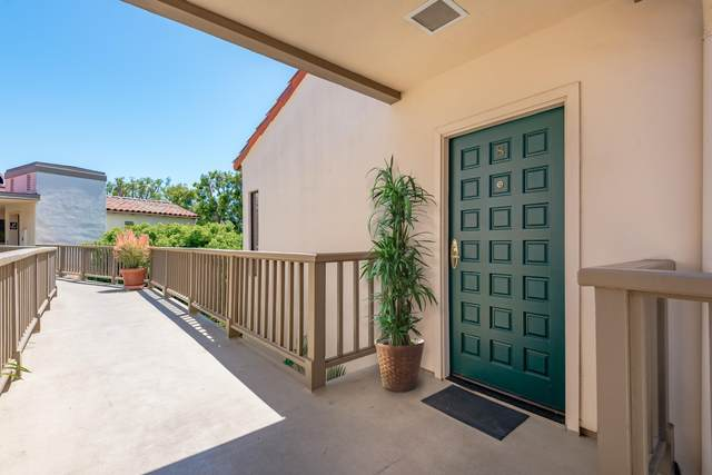 555 E Arrellaga Street #8, Santa Barbara, CA 93103 (MLS #20-1931) :: The Zia Group