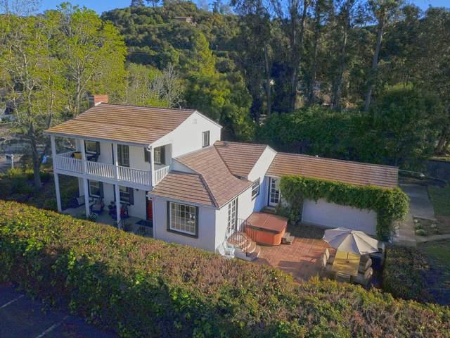 439 Arroyo Rd, Santa Barbara, CA 93110 (MLS #20-1936) :: Chris Gregoire & Chad Beuoy Real Estate