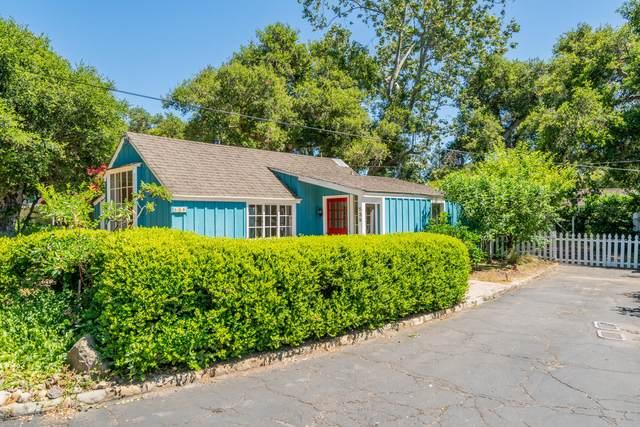539 Periwinkle Ln, Santa Barbara, CA 93108 (MLS #20-1938) :: The Epstein Partners