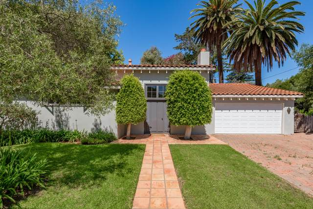 593 Parra Grande Ln, Montecito, CA 93108 (MLS #20-1944) :: The Epstein Partners