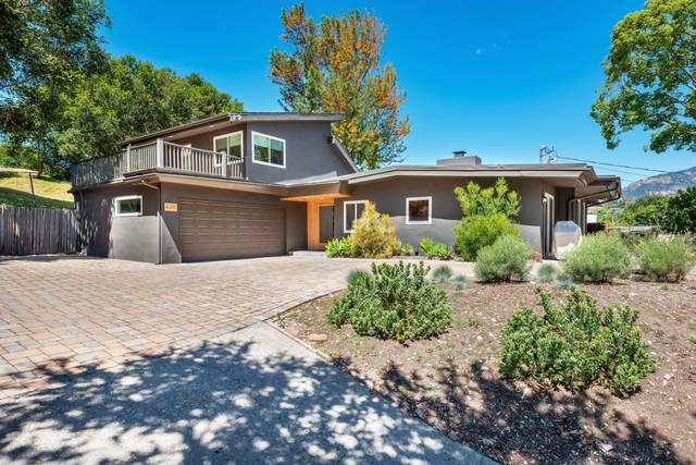 620 Mission Ridge, Santa Barbara, CA 93103 (MLS #20-1965) :: Chris Gregoire & Chad Beuoy Real Estate