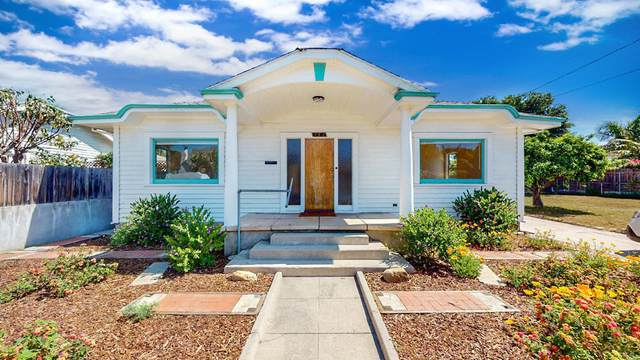 132 Juana Maria St, Santa Barbara, CA 93103 (MLS #20-1968) :: Chris Gregoire & Chad Beuoy Real Estate