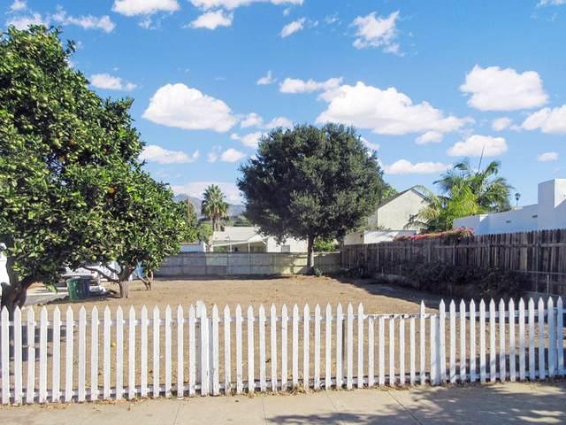 132 Juana Maria St, Santa Barbara, CA 93103 (MLS #20-1969) :: The Epstein Partners