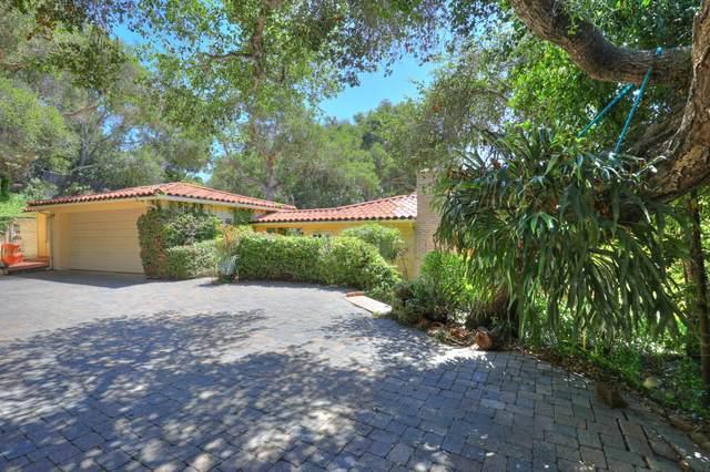 4015 Ramitas Rd, Santa Barbara, CA 93110 (MLS #20-1971) :: Chris Gregoire & Chad Beuoy Real Estate