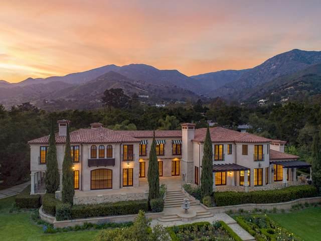 1664 E Valley Rd, Montecito, CA 93108 (MLS #20-1973) :: The Epstein Partners