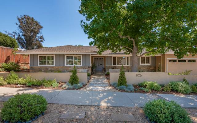 826 Grove Ln, Santa Barbara, CA 93105 (MLS #20-2005) :: The Epstein Partners