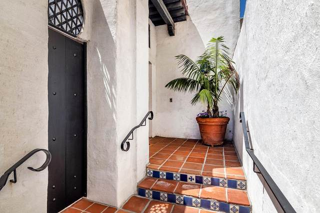 331 E Canon Perdido St, Santa Barbara, CA 93101 (MLS #20-2006) :: Chris Gregoire & Chad Beuoy Real Estate