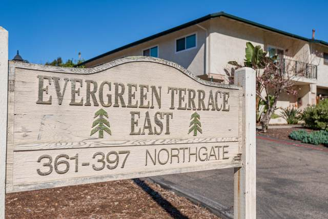 397 Northgate Dr C, Goleta, CA 93117 (MLS #20-2020) :: The Epstein Partners