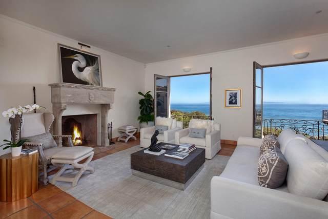 4045 Bajada Ln, Santa Barbara, CA 93110 (MLS #20-2036) :: Chris Gregoire & Chad Beuoy Real Estate