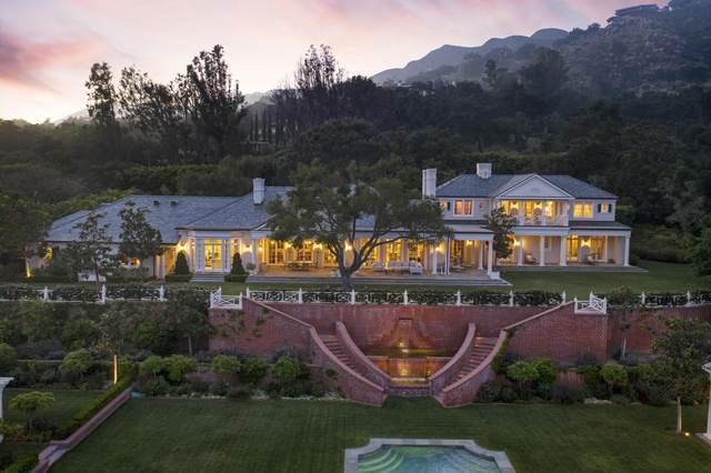1368 E Mountain Dr, Santa Barbara, CA 93108 (MLS #20-2038) :: The Epstein Partners
