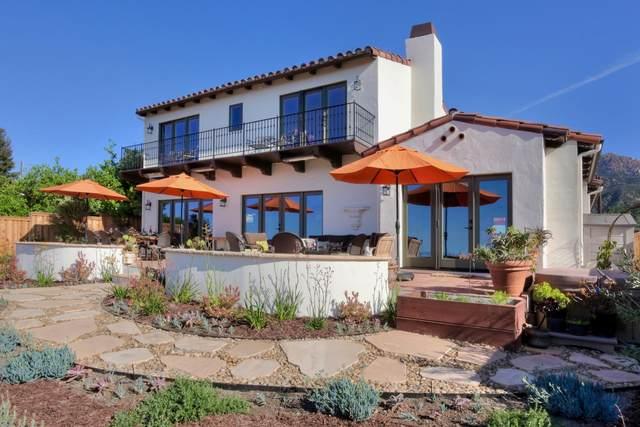 2825 Ben Lomond Dr, Santa Barbara, CA 93105 (MLS #20-2040) :: Chris Gregoire & Chad Beuoy Real Estate