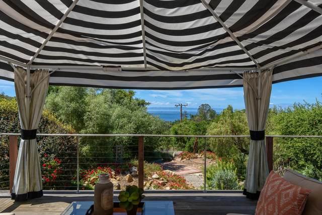 685 Toro Canyon Road, Montecito, CA 93108 (MLS #20-2044) :: The Epstein Partners