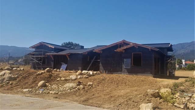 4702 Boulder Ridge Rd, Santa Barbara, CA 93111 (MLS #20-2048) :: Chris Gregoire & Chad Beuoy Real Estate