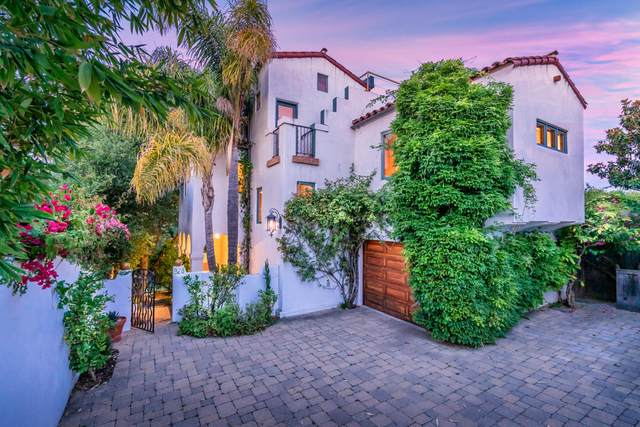 928 Olive St, Santa Barbara, CA 93101 (MLS #20-2051) :: The Epstein Partners