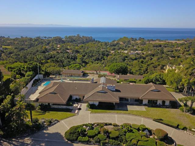 4403 Via Abrigada, Santa Barbara, CA 93110 (MLS #20-2057) :: Chris Gregoire & Chad Beuoy Real Estate