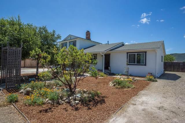 290 Kendale Rd, Buellton, CA 93427 (MLS #20-2059) :: The Epstein Partners