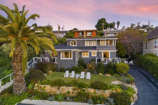 2525 Banner Ave, Santa Barbara, CA 93067 (MLS #20-2062) :: Chris Gregoire & Chad Beuoy Real Estate