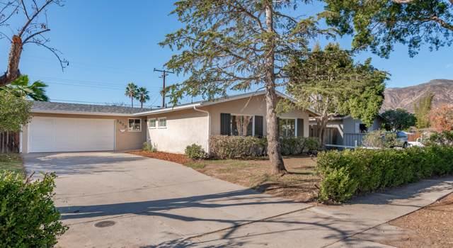 1423 Linden Ave, Carpinteria, CA 93013 (MLS #20-21) :: The Zia Group