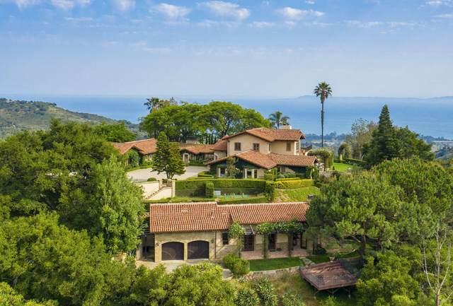 3007 Vista Linda Ln, Santa Barbara, CA 93108 (MLS #20-2123) :: The Zia Group