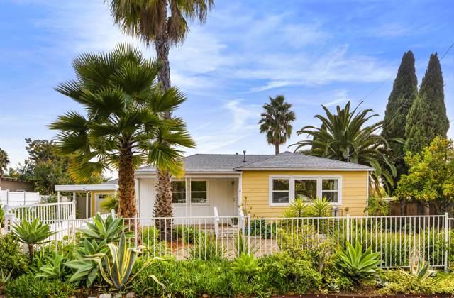 3929 Harrold Ave, Santa Barbara, CA 93110 (MLS #20-214) :: Chris Gregoire & Chad Beuoy Real Estate
