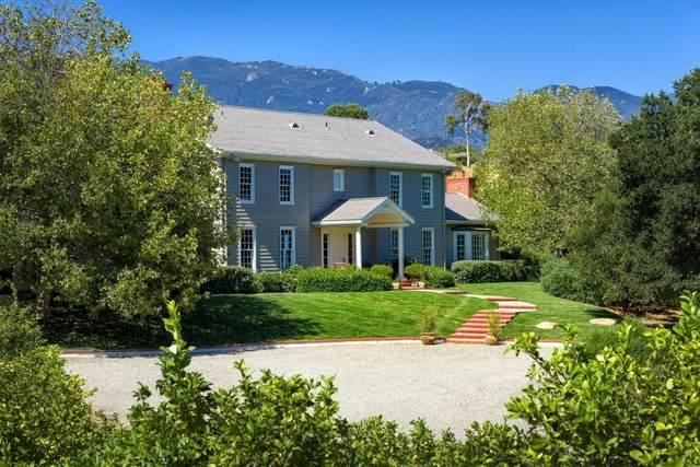 1120 Via Del Rey, Santa Barbara, CA 93117 (MLS #20-2149) :: Chris Gregoire & Chad Beuoy Real Estate